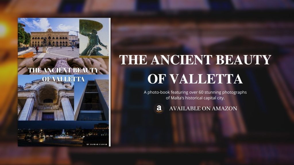 The Ancient Beauty Of Valletta | A Photo-Book Showcasing Europe's Gem